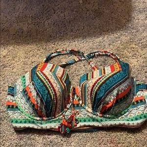 Cacique by Lane Bryant swim top